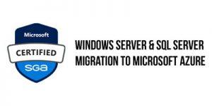Server e SQL Server Migration